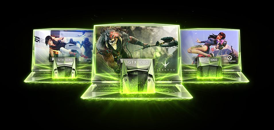 NVIDIA GeForce GTX 1080 (Laptop) - NotebookCheck net Tech