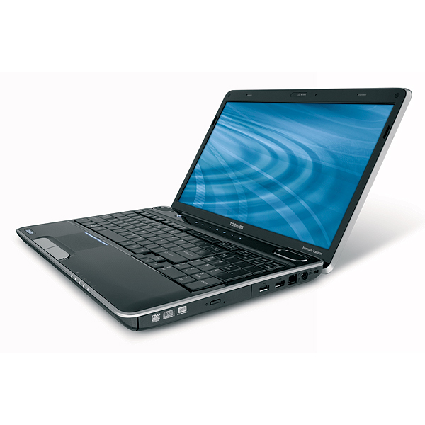 Toshiba Satellite A500 ATI Display Vista
