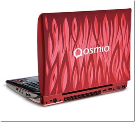 QOSMIO X305 DRIVERS FOR WINDOWS VISTA