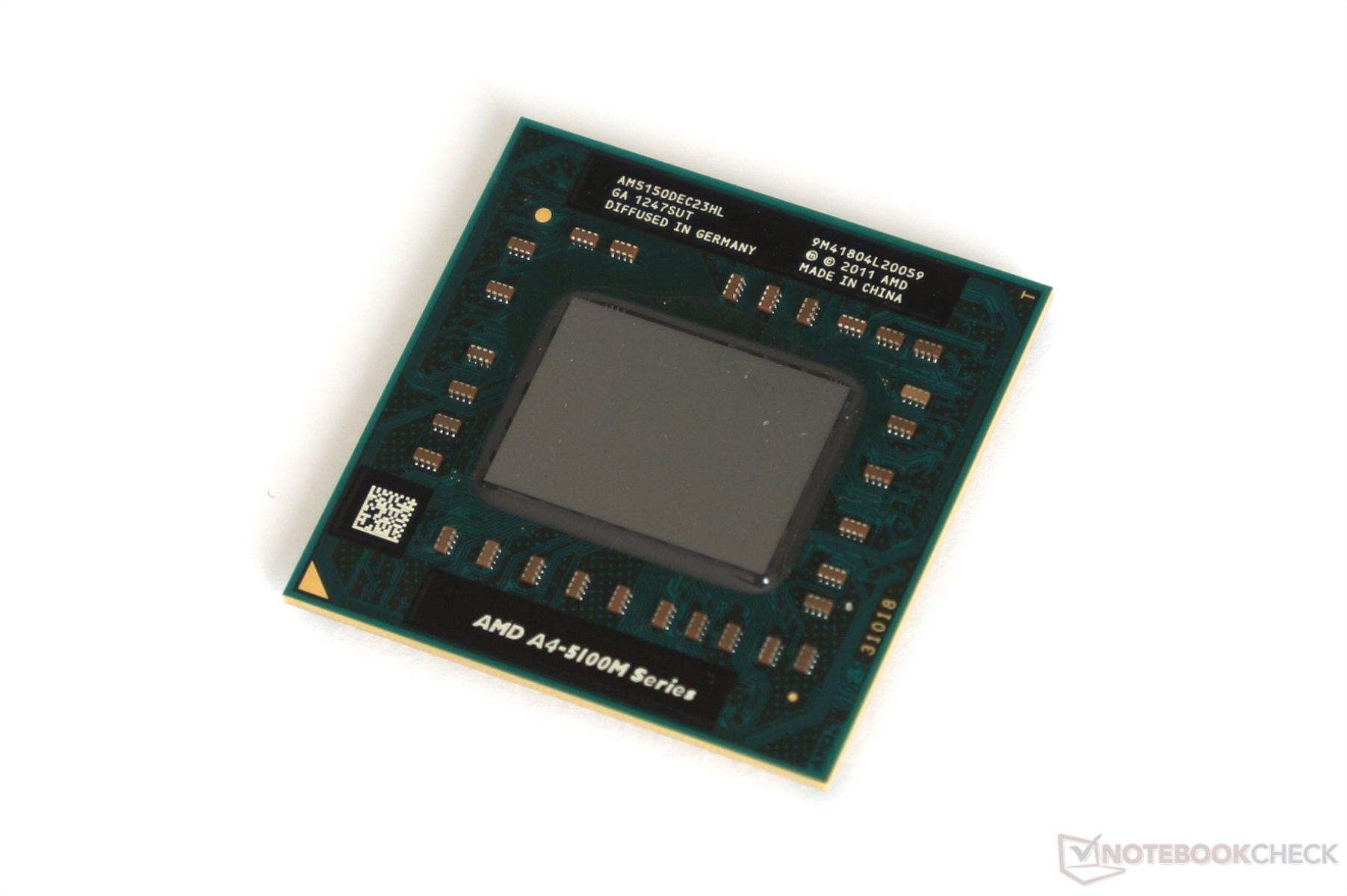 AMD A4-5150M APU DESKTOP PROCESSOR DRIVER FOR WINDOWS 7
