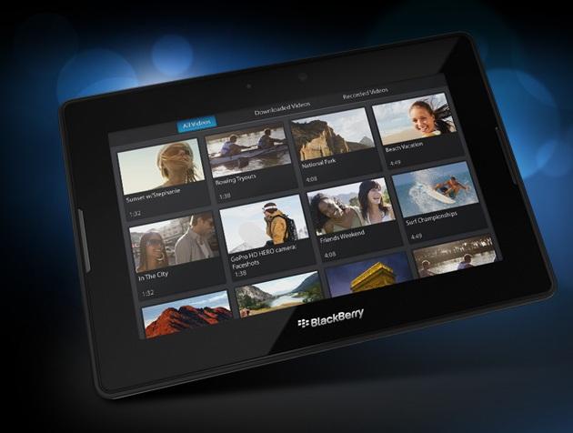 RIM BlackBerry PlayBook - Notebookcheck net External Reviews