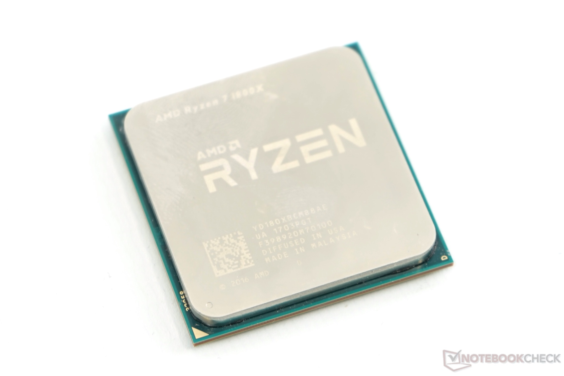AMD Ryzen 7 1700 SoC