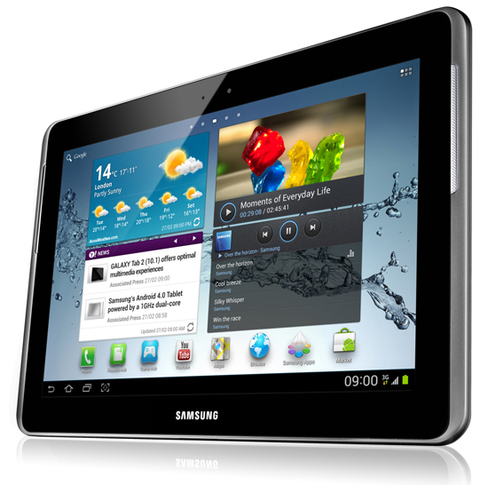 Notebook: Samsung Galaxy Tab 2 10.1 ( Galaxy Tab 2 Series )