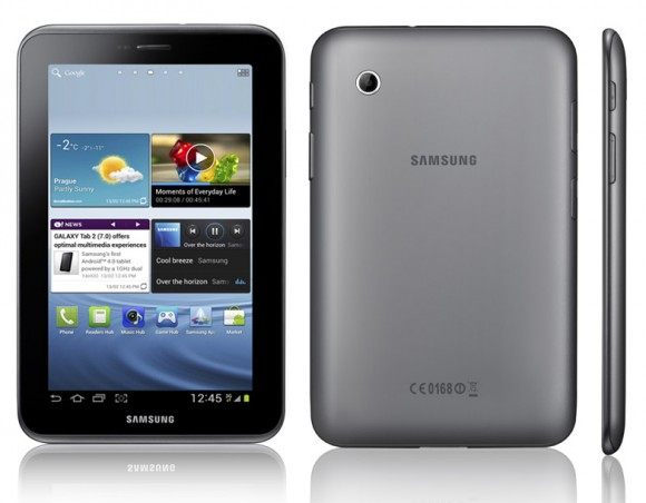 "Notebook: Samsung Galaxy Tab 2 (7.0"") ( Galaxy Tab 2 Series )"