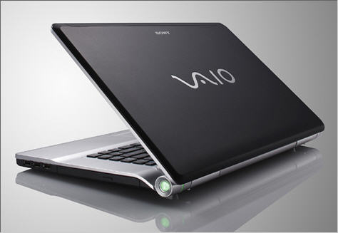 Sony Vaio VPCF133FX Smart Network Linux