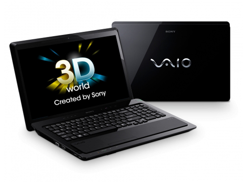Sony Vaio VPCF21AFX/BI Smart Network Windows 7