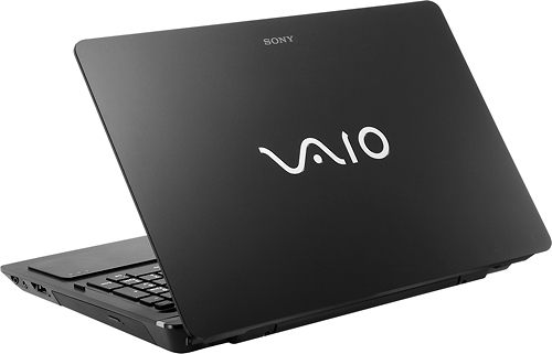 Sony Vaio VPCF233FX/S Shared Library Windows 8