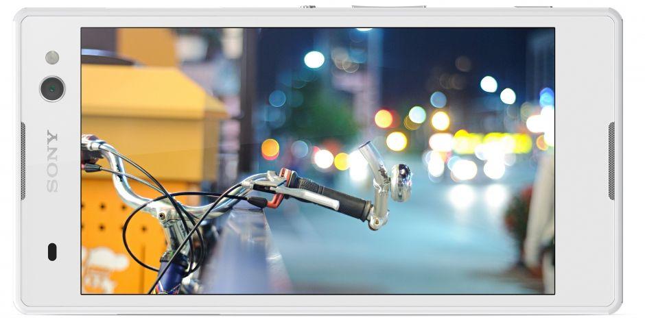 Sony Xperia C3 - Notebookcheck net External Reviews