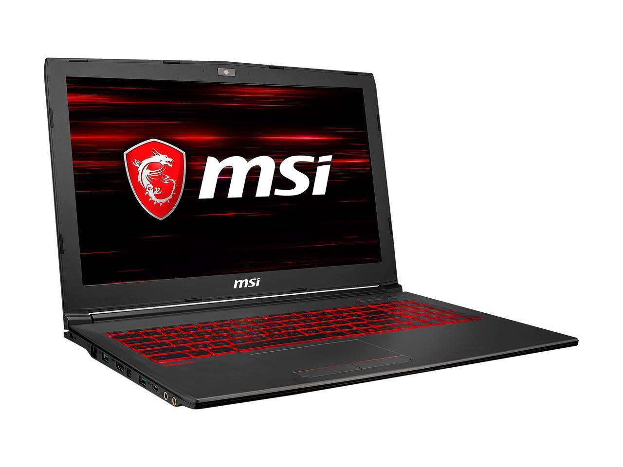 MSI GV62 8RE-016US