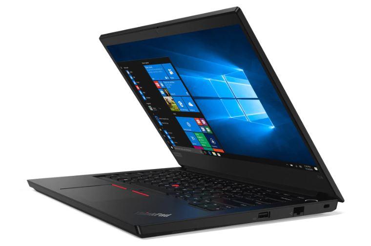 Lenovo ThinkPad E14 20RA001MGE - Notebookcheck.net External Reviews