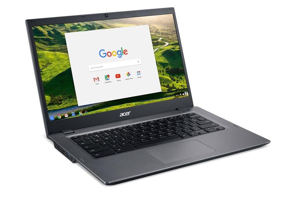 Acer Chromebook 14 CB3-431-C5FM - Notebookcheck net External