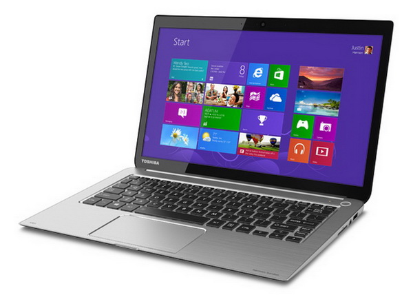 Toshiba KIRAbook 13 i5 System Drivers for Windows 10