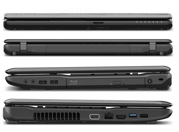 Toshiba Satellite P775-S7320 - Notebookcheck.net External Reviews