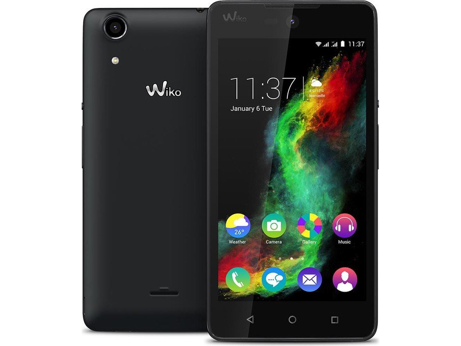 Wiko Rainbow Lite - Notebookcheck net External Reviews